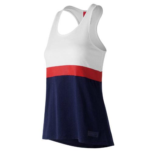 New Balance : NB Athletics Novelty Tank : Women's Performance : WT73551PGM
