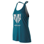 Game Changer Fastpitch Tank, Majolica Blue