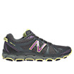 New Balance 810v2, Grey with Purple & Yellow
