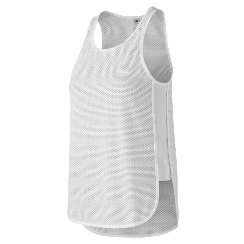 New Balance Determination Mesh Tank Girl's  - WT81121WT
