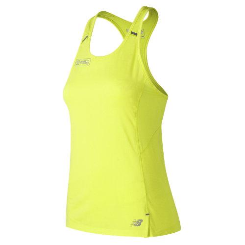 New Balance London Edition Ice 2.0 Tank Girl's Short Sleeves & Sleeveless Shirts - WT81222DSRY