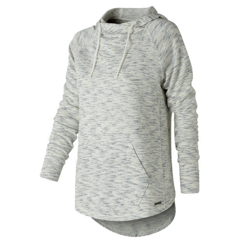 New Balance Evolve Hoodie Girl's Performance - WT81451PGH