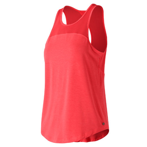 New Balance Mesh Layer Tank Girl's Performance - WT81456COH