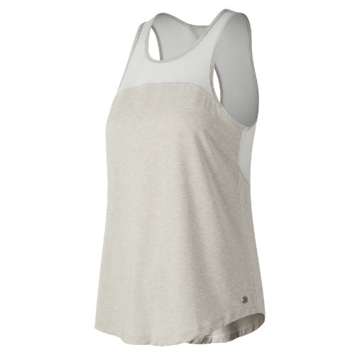 New Balance Mesh Layer Tank Girl's Performance - WT81456SAH