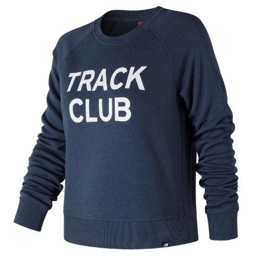 New Balance Essentials Track Club Crew Girl's Casual - WT81566VTI