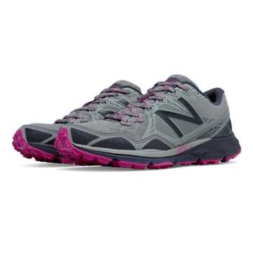 New Balance New Balance 910v3 Trail, Grey with Purple