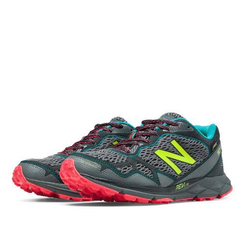 new balance female 243284 new balance 910v2 womens womens nbx running shoes greypink wt910gx2