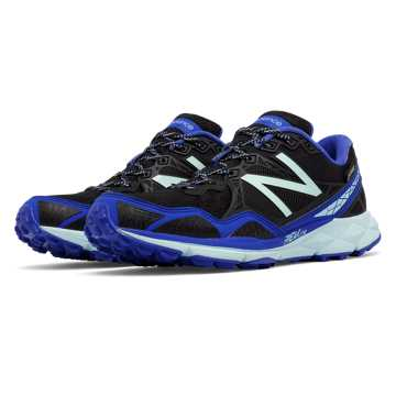 New Balance 910v3 Trail Gore Tex®, Fin with Black & Droplet