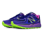 New Balance Fresh Foam Hierro, Purple with Yellow