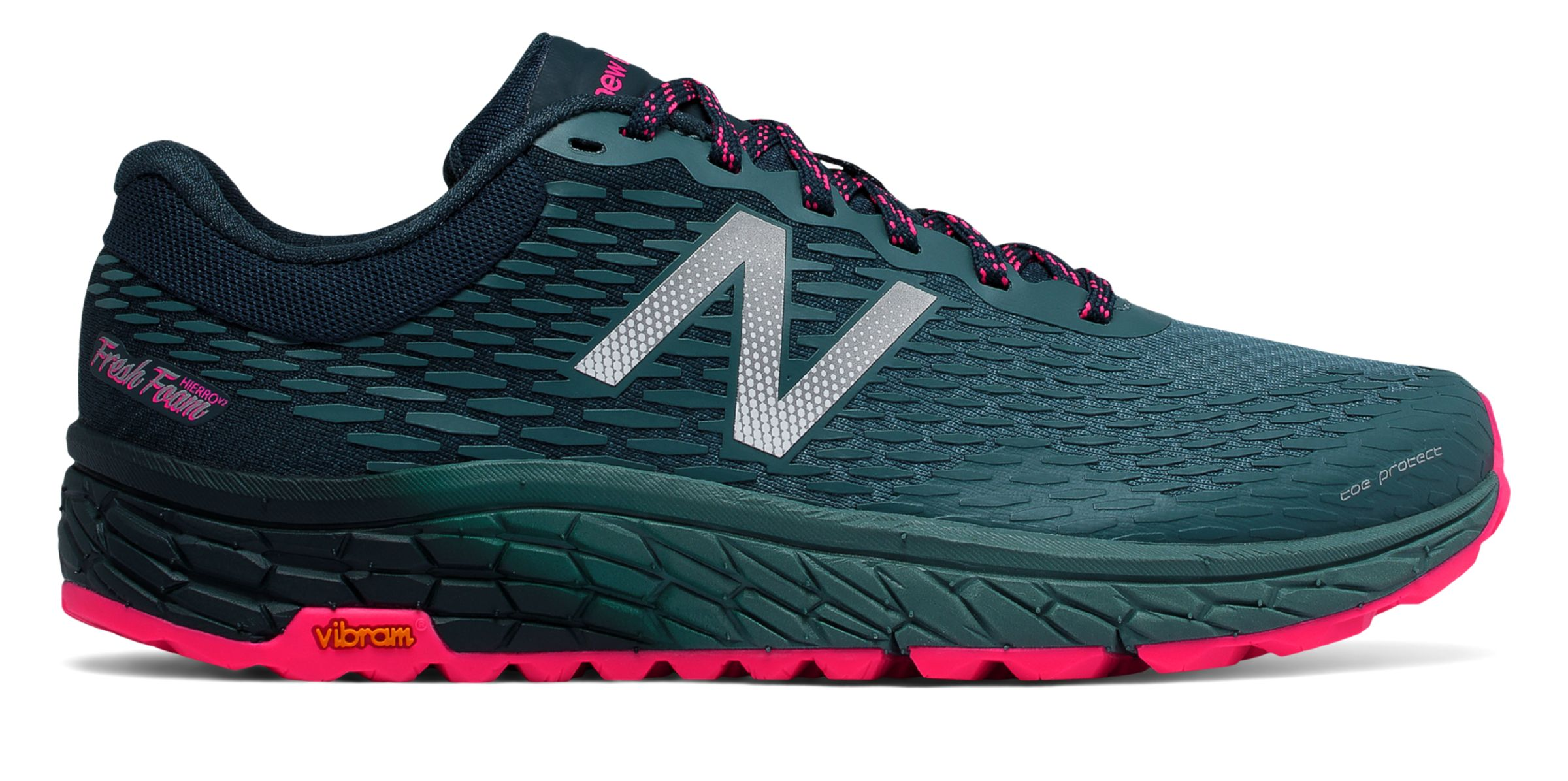 New Balance : Fresh Foam Hierro v2 : Women's Trail Running : WTHIERT2