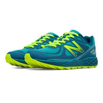 New Balance Fresh Foam Hierro, Blue with Sea Glass & Hi-Lite