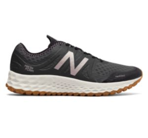 뉴발란스 프레쉬 폼 Kaymin 여성 운동화 블랙 New Balance Women's Fresh Foam Kaymin TRL, Black, WTKYMLB1