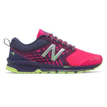 FuelCore NITREL Trail, Cyclone with Alpha Pink