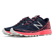 New Balance Vazee Summit Trail, Black with Guava