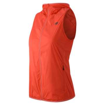 New Balance Windcheater Vest, Dragonfly