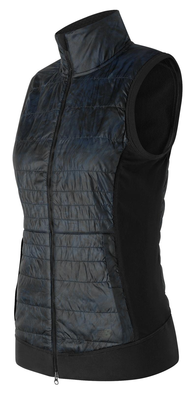 New Balance : NB Heat Hybrid Vest : Women's Apparel : WV63121GFP