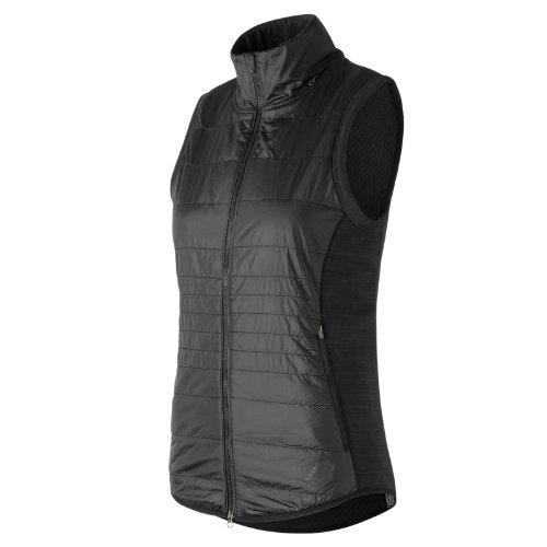 New Balance NB Heat Hybrid Vest Girl's All Clothing - WV73105BK