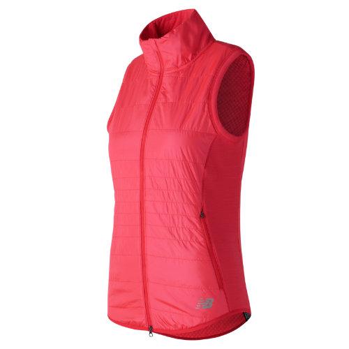 New Balance NB Heat Hybrid Vest Girl's All Clothing - WV73105ENR