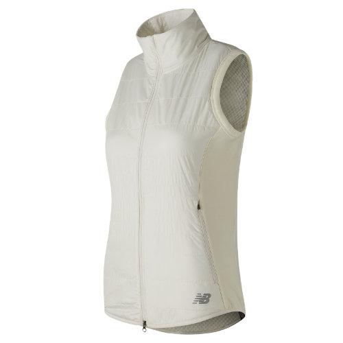 New Balance NB Heat Hybrid Vest Girl's All Clothing - WV73105SST
