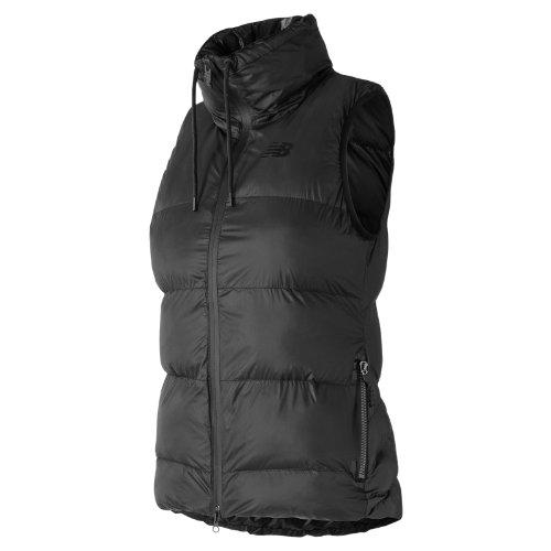 New Balance 247 Sport Thermal Vest Girl's All Clothing - WV73549BK