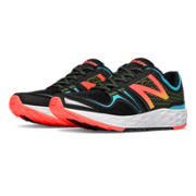 New Balance Fresh Foam Vongo, Black with Bayside & Lava