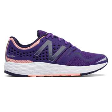 New Balance Fresh Foam Vongo, Dark Porcelain Blue with Lime Glo