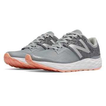 New Balance Fresh Foam Vongo Moon Phase, Silver with Grey