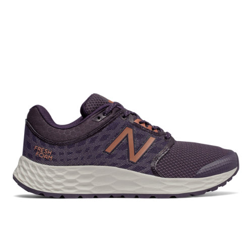Plus the streamlined silhouette features a metallic rose gold N logo for a modern take on classic branding.