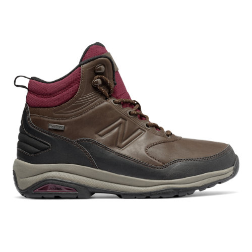 Take the path less traveled with confidence and comfort in the new waterproof 1400 hiking boot the boot that feels like a shoe.