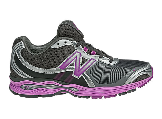 New Balance 1765, Grey with Purple