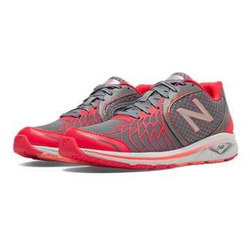 New Balance Pink Ribbon 1765v2, Grey with Coral Pink