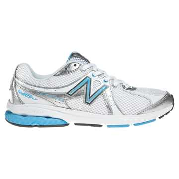 New Balance New Balance 665, White with Blue