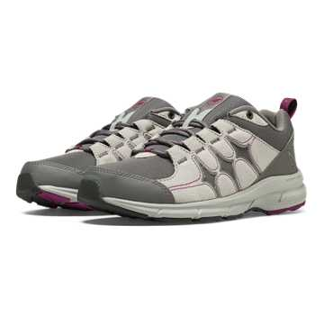 New Balance New Balance 799, Grey with Voltage Violet & Cream