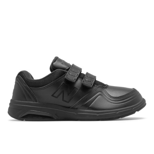 In addition to ROLLBAR technology this walking shoe features an extra-long hook-and-loop closure perfect for those on their feet day after day.