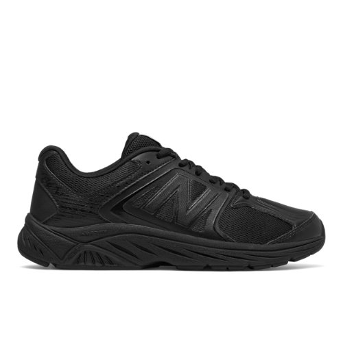 Take walking to the next level with total comfort. The New Balance 847v3 women\\\'s walking shoe features a full-length ABZORB ultra-responsive midsole with a PU insert and strobe board providing the best in step and all day comfort.