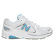New Balance 847, White with Blue