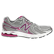 New Balance 860, Silver with Pink
