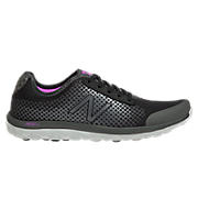 SuperLight/SuperFresh 895v2, Black with Purple Cactus Flower