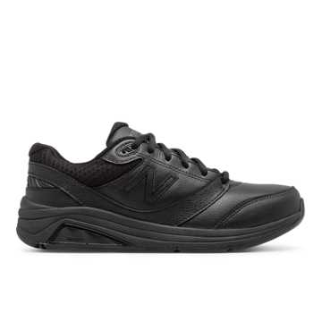 New Balance Leather 928v3, Black