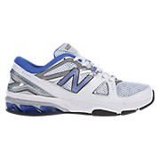 New Balance 1012, White with Purple