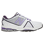 New Balance 1211, White with Silver & Purple