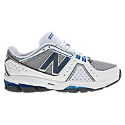 New Balance 1211, White with Blue Ashes