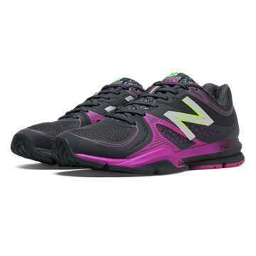 New Balance New Balance 1267, Black with Purple Cactus Flower