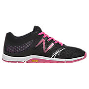 Minimus 20v3 Cross-Training, Black with Diva Pink & White