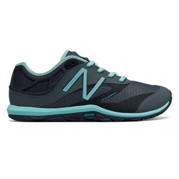 New Balance Minimus 20v6 Trainer, Gunmetal with Ozone & Thunder