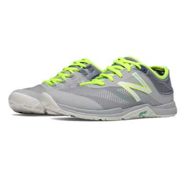 New Balance Minimus 20v5 Trainer, Grey with Hi-Lite