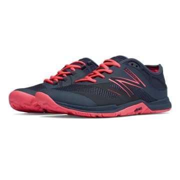 New Balance Minimus 20v5 Trainer, Pink with Dark Grey