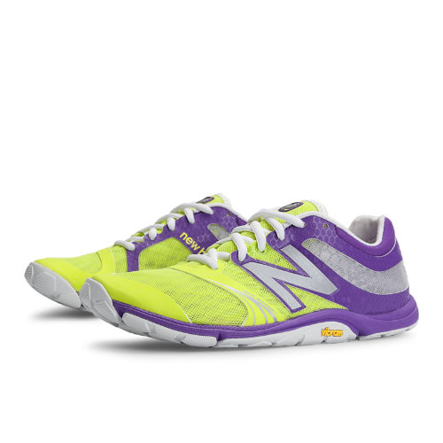 Minimus 20v3 Cross-Trainer Women's High-Intensity Trainers Shoes - Purple, Yellow (WX20PY3)