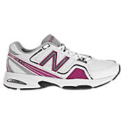 New Balance 416, White with Pink