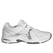 New Balance 460, White with Silver & Pink